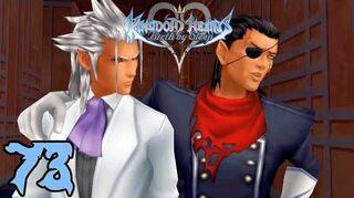 Let's Play Kingdom Hearts Birth by Sleep Final Mix German Blind 73 Verborgene Wahrheit!