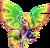 Krassvogel (Geist) 3D