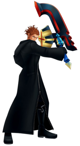 Lexeaus in Kingdom Hearts II