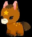Brown Horstar (Geist) KHUx