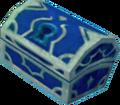Blaue Schatztruhe AT