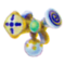 Farbpistole Gelb 3D