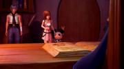 Der Besuch von Kairi und Micky bei Yen Sid KH0.2