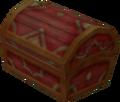 Rote Schatztruhe HMW