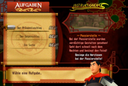 Aufgaben Instruktionen 01 (Land der Drachen) KHIIFM