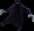 Dämon (schwarz) 3D