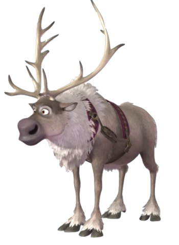 Sven in Kingdom Hearts III