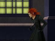 Axels Versuch Roxas zu stoppen KHII