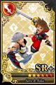 Karte 958 (Sora & Riku) KHx
