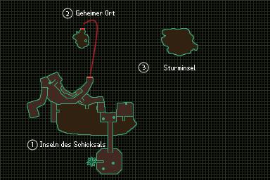 Umgebungskarte (Inseln des Schicksals) ReCoded