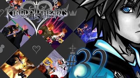 32 ENG Organization XIII Replica Data - KINGDOM HEARTS HD 2