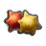 Konfetti-Bonbons 3 3D