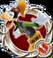010 Goofy A (Medaille)