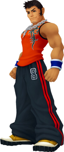 Rai in Kingdom Hearts II
