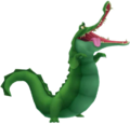 Das Krokodil KH