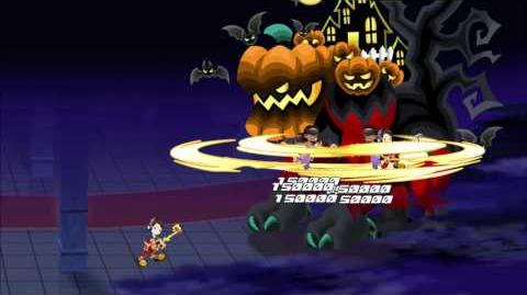 Kingdom Hearts Unchained X (Chi) Boss 27 Hocus Pocus