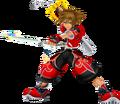Sora (Helden-Form) KHII