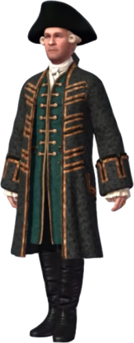 Lord Cutler Beckett in Kingdom Hearts III