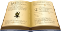 Book of Prophecies Page A KHχ