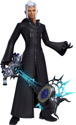 Der junge Xehanort in Kingdom Hearts III