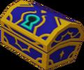 Blaue Schatztruhe TT