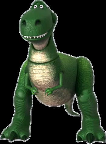 Rex in Kingdom Hearts III
