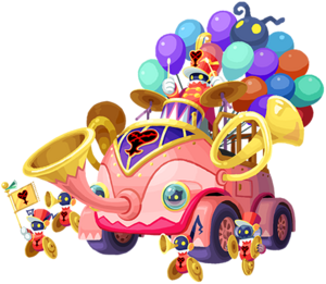 Loudmouth Parade KHUx