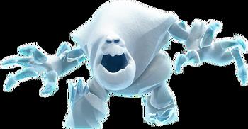 Marshmallow in Kingdom Hearts III