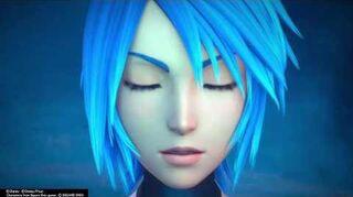 Kingdom Hearts III Anti-Aqua Boss Kampf (German Sub)