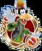 011 Goofy A (Medaille)