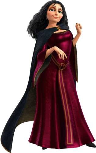 Mutter Gothel in Kingdom Hearts III