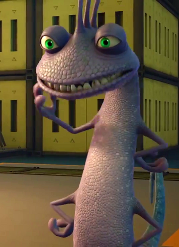 Randall in Kingdom Hearts III