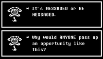 MessageOrBeMessaged