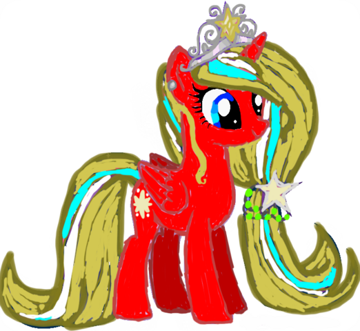 File:Princess Twilight Spark (Sketch by PopRox).png