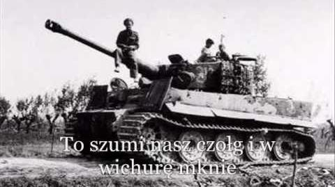 Panzerlied- polskie napisy
