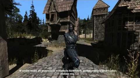 Kingdom of Kore - Prezentacja 1 Silnik Unity 3D oraz postać