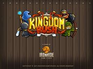 Kingdom Rush loading screen