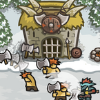Pedia tower Barbarian Hall