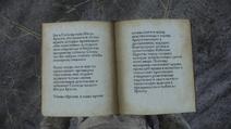 Манускрипт Матея из Янова1