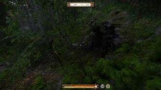 Kingdom Come Deliverance ДОСПЕХИ Warhorse карта старых сокровищ 2