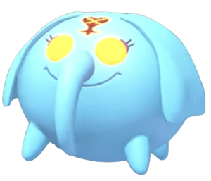 Bouncy Pets (Elephant) KHIII