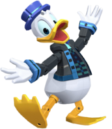 Donald Toy Form KHIII