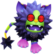 Pricklemane (Nightmare)