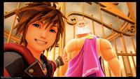 Zeus (Mission photo) Kingdom Hearts III
