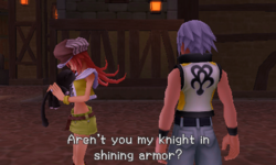 Riku Meets Shiki 01 KH3D