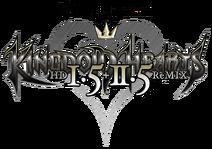 Kingdom Hearts HD 1.5 + 2.5 ReMIX Logo KH