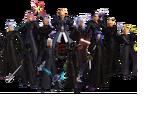 Thirteen Seekers of Darkness