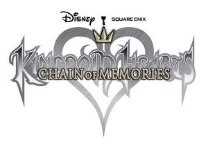 300px-Kingdom Hearts- Chain of Memories logo