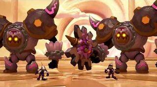 Kingdom Hearts III Critique Portail de combat 2