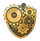 Clockwork Shield (Art)